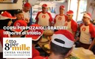 Corsi per pizzaioli gratuiti grazie a 10 Borse di Studio del...